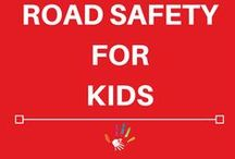 Road Safety for Kids / Road safety ideas, activities and games
