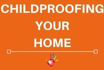 Childproofing your home / Childproofing ideas, tips, tricks and so much more.