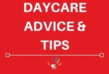Daycare / Handy ideas and advice for parents with kids going to daycare.