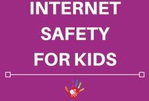 Internet Safety for Kids / Get internet safety tips to protect your kids