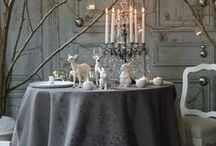 Kerstmis / #Inspiratie #Decoratie #Brocante #Landelijke #Kerst #Sfeer #Kerstversiering #DIY #Christmas #Home