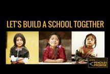 Built it! US$75,000 raised to build 3 schools for Pencils of Promise! / Over the last year, I raised US$75,000 to build 3 schools in Laos with Pencils of Promise. Find out more about my campaign at http://deb.bi/WantstoBuildaSchool