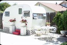 Bijzondere Caravans / #Vintage #Retro #Hobby #Caravan #Trailer #DIY