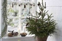 Kerstboom / #Inspiratie #Decoratie #Styling #Kerstboom #Kerstmis #DIY