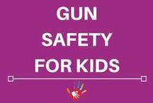 Gun Safety for Kids / Gun safety rules, tips for children.