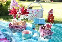 Picknick / #Picknick #Buitenleven #Vakantie #Tuin