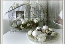 Pasen / #Inspiratie #Decoratie #Styling #Design #DIY #Pasen #Tuin