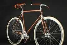 Cycling (singles & fixies) / Bikes with single speed and fixed gears.