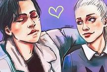 Bughead / Betty and Jughead, Riverdale