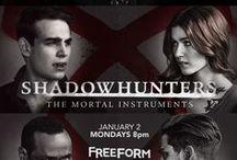 Shadowhunters / Seriál Shadowhunters