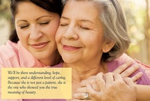 Being a Caregiver / The Elizabeth Hospice supports family caregivers caring for a loved one who are living with a serious or life-limiting illness.