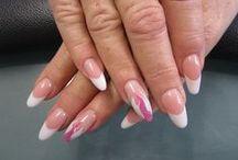 artificial nail design