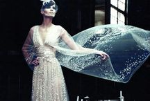 Fairy Tale / Bridal wear design alternatives for fairy tale lovers from all over the world.