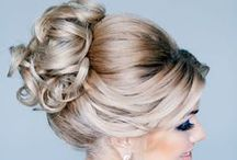 ~FANCY HAIR~ / Suggestions of coiffured hair for weddings, proms, and special occasions.  / by Dianne Oehman