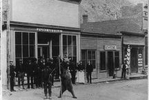Vintage businesses / Georgetown, Colorado remains a good place for entrepeneurs to take root.