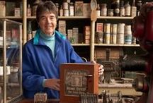 Shop / Georgetown, Colorado provides locally-owned shops that offer interesting items and personal services.