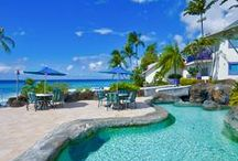 Crystal Cove / Welcome to Crystal Cove, a premium all-inclusive	resort in breathtaking Barbados. With a private patio or balcony, All 88 of our one-bedroom suites and guestrooms provide ideal accommodation in Barbados for families,	couples,	weddings	and other group retreats. / by Elegant Hotels Group
