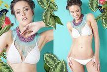 Lookbook Swimwear!! / Lookbook swimwear Indian y Parisien 2014 Fotografía: Giorgina Irigoyen Styling: Matilde Ardao/ Gimena Martinez Make up & hair: Pamela Cambre Modelo: Fer Semino