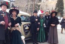European Christmas Market / Georgetown, Colorado has presented its annual European Christmas Market for more than half a century.
