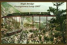 Georgetown Loop Rail Road / The Georgetown Loop Railroad
