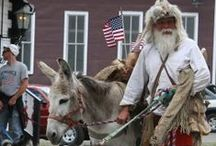 4th of July / Georgetown, Colorado is home to the best small town parade in the state.