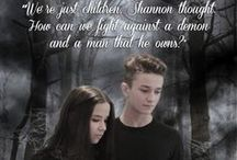 McLean Twins Series / McLean Twins Series is for age 12 and up readers. It's a magical adventure full of suspense and twists and turns. A battle between good and bad, a story about family and a story about witches and demons. A must read for everyone who loves Teen/YA stories.