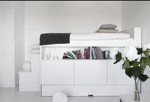 indretning af lille soveværelse
