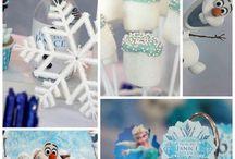 Willows 5th Birthday Ideas - Frozen / Frozen