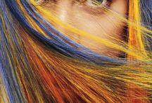 1001 Color Hair / Color, hair