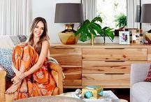 Casas de Famosos: Jessica Alba / Entramos en la casa de la actriz Jessica Alba en Los Angeles / by Wisteria Decoración Tenerife