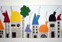 PSIC, arts plastiques en maternelle. ART for KIDS / L'art en maternelle, la patouille, PSIC... / by TRUCS D'ECOLE