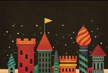Ilustraciones Propias / ilustraciones de Sebastian Infantino