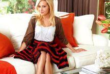 Casas de Famosos: Ashley Tisdale / Imágenes de la casa de la actriz y cantante Ashley Tisdale en Los Angeles. / by Wisteria Decoración Tenerife