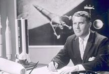 Dr. Wernher von Braun / Wernher von Braun was one of the most important rocket developers and champions of space exploration during the period between the 1930s and the 1970s. Here is a glimpse of his legacy.