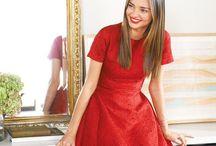 Casas de Famosos: Miranda Kerr / Miranda Kerr es todo un icono de la moda actual y, al parecer, no solo tiene talento para eso: tiene un gran gusto decorando.  / by Wisteria Decoración Tenerife