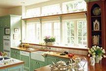 Kitchen Inspiration / Get inspiration - materials, accessories, styles...