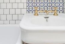 Bathroom Inspiration / Put the pieces together to make it your own!