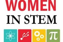 Women in STEM / STEM is an acronym for Science, Technology, Engineering and Math education. Many scholars and policy makers have noted that women have historically been underrepresented in the fields of science, technology, engineering, and math. These are women who have not only made an impact in the STEM field, but in history.