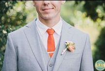Tony's wedding wear