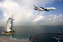 View from the top / A combination of aviation & Cabin Crew.