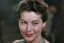 Ava Gardner / My favourite movies of her : Pandora and the flying Dutchman, Mogambo, The barefoot contessa, The killers and Bhowani jonction.
