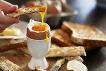 Huevos / Eggs / Ideas para preparar con huevos!