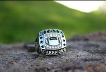 Championship Rings / Creating unique, one-of-a-kind designs that gives your championship ring that personal touch.