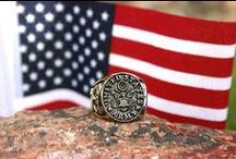 Military Rings / Recognizing your achievements