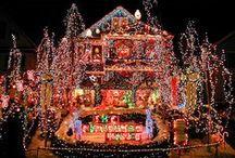 Holiday lights / Holiday lights decor