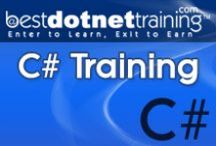 C# Online training / This is all about C# online training which is considered to be the most popular and modern Programming language.  In Our Online C# Training videos enriches the participants with sound programming knowledge required for developing applications using .NET Technology.