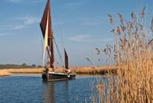 Visit Snape / An area of awe-inspiring vistas, contrasting landscapes and diverse wildlife. Woodland groves and heathland walks lead down to wildlife rich reedbeds and and the riverside concert hall at Snape Maltings for concerts and creative events. Walking, cycling, canoeing, river trips, your senses will be stunned by the wonderful views. www.visit-snape.co.uk