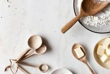Foodstyling / White