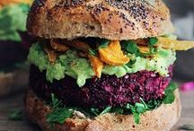 Love Burgers & Sandwiches <3
