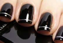 nail obsession  / by Tasha Wishitwas Noah